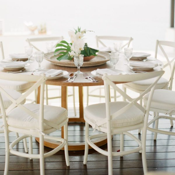 Round Dining Table 4
